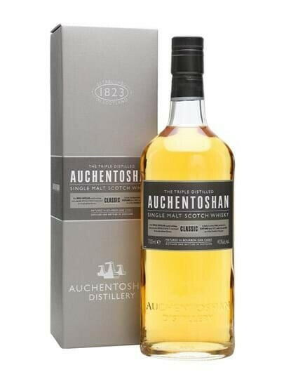"Image of Auchentoshan ""Classic"" Lowland Single Malt Fl 70"