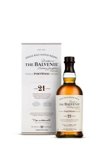 Image of   Balvenie Portwood 21 Yo Speyside Single Malt Fl 70