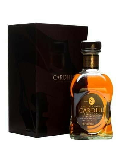 Image of   Cardhu 21 Yo Speyside Single Malt Fl 70