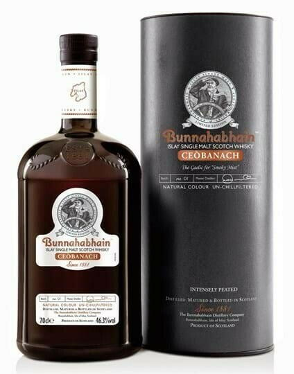 Image of   Bunnahabhain Ceòbanach Islay Single Malt Fl 70