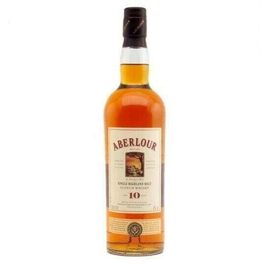 Image of   Aberlour 10 Yo Speyside Single Malt* 1 Ltr