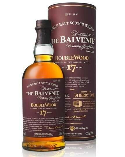 Image of   Balvenie Doublewood 17 Yo Speyside Single Malt Fl 70