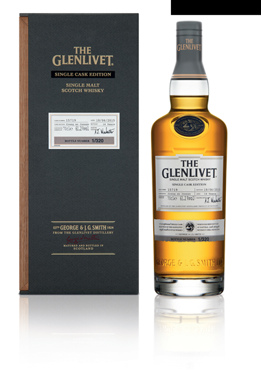 "Image of   The Glenlivet ""Creag An Innean"" Single Cask Edt. Fl 70"