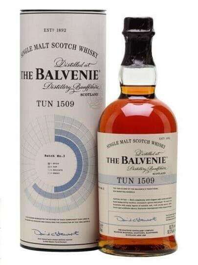 Image of   Balvenie Tun 1509 Batch 3 Fl 70