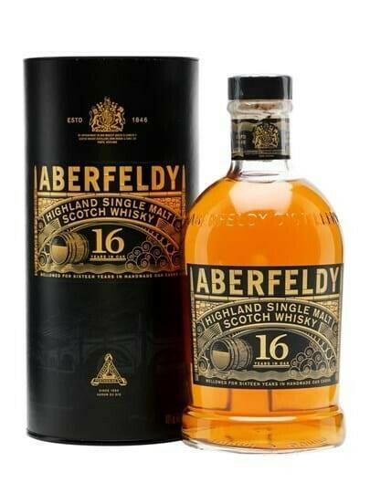 Image of   Aberfeldy 16 YO Highland Single Malt FL 70