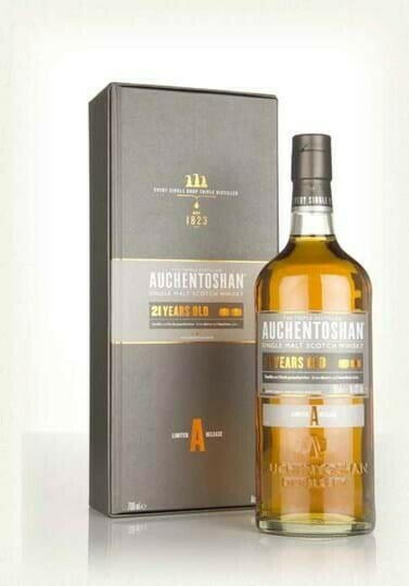 Image of Auchentoshan 21 Yo Lowland Single Malt Fl 70