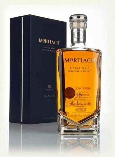 Image of   Mortlach 18 Yo Speyside Single Malt Scotch Fl 50