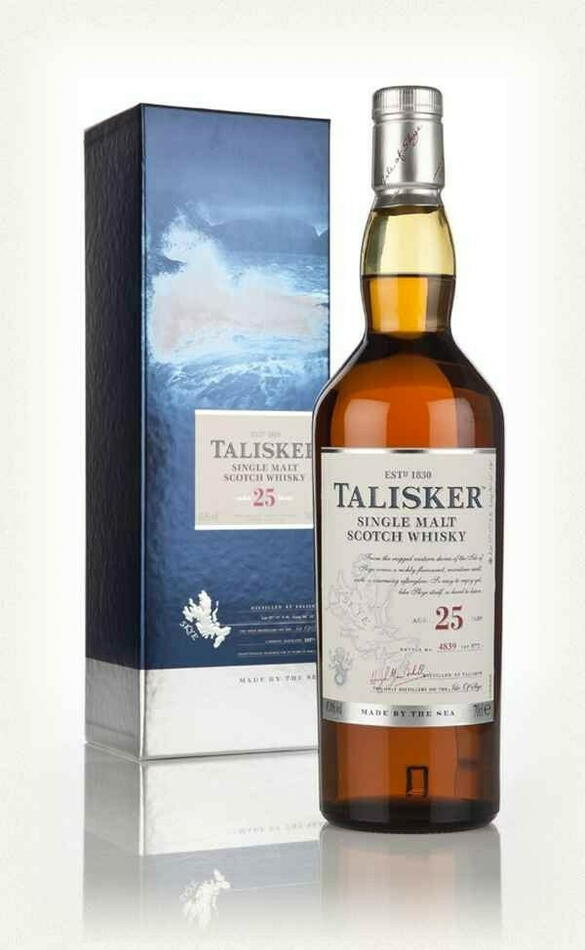 Image of   Talisker 25 Yo Limited Edt. Single Malt Fl 70