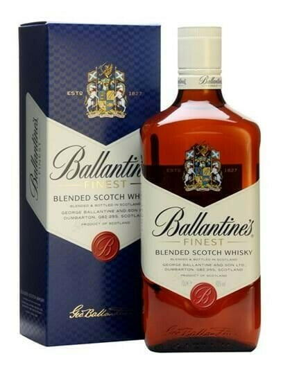 Image of   Ballantines Finest Blended Scotch Fl 70