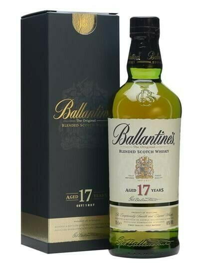 Image of   Ballantines 17 Yo Blended Scotch Fl 70