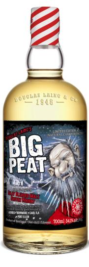 Image of   Big Peat X-mas Blend 2017 Fl 70