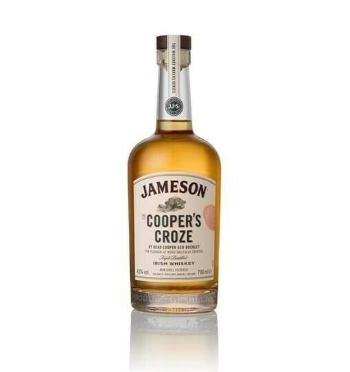 Image of   Jameson Cooper's Croze Irish Whiskey Fl 70