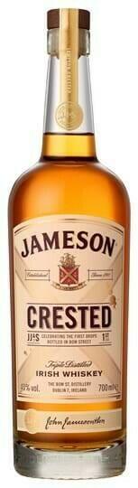 Image of   Jameson Crested X Irish Whiskey Fl 70