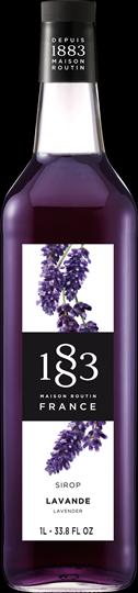 Image of 1883 Syrup Lavendel 1 ltr