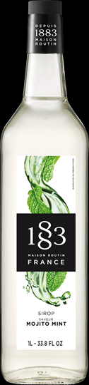 Image of 1883 Syrup Mojito Mint 1 ltr