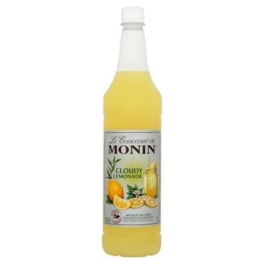 Image of   Monin Cloudy Lemonade, Pet 1 Ltr