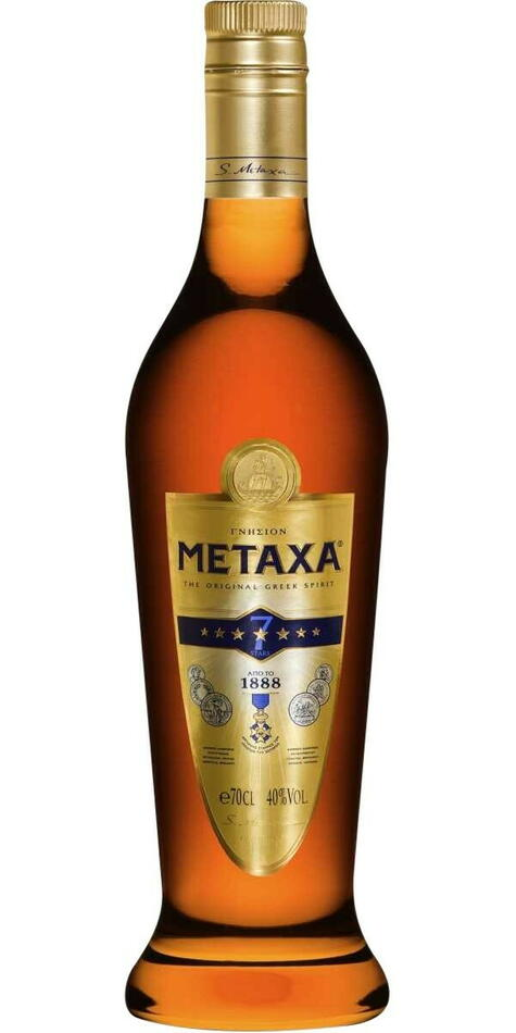 Image of   Metaxa 7 Star* 1 Ltr