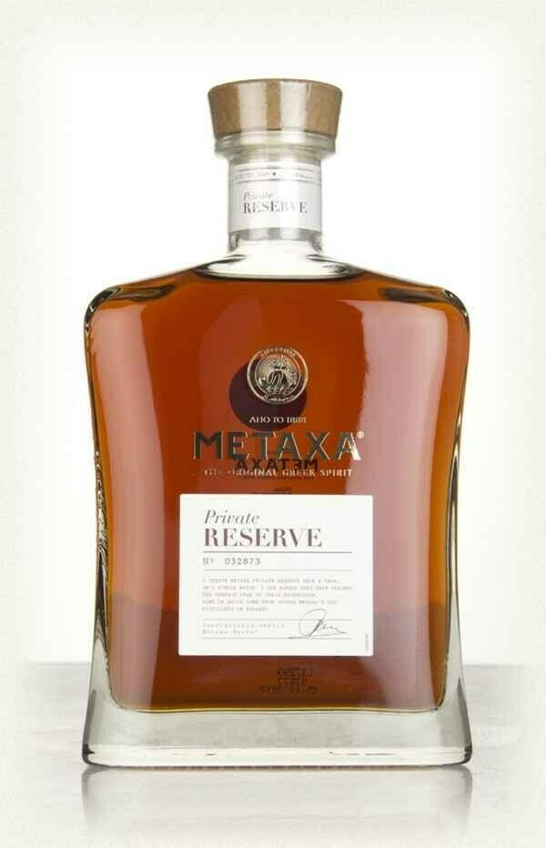 Image of   Metaxa Private Reserve Fl 70