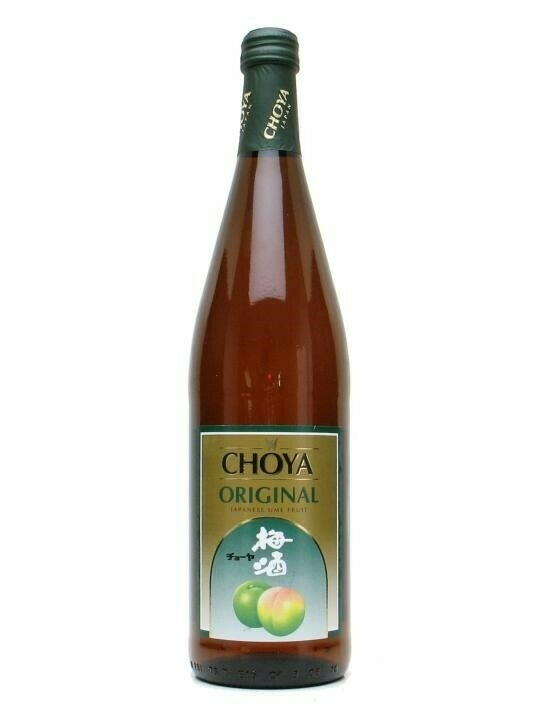 Image of   Choya Original Plum Wine 0,7 liter5 Ltr