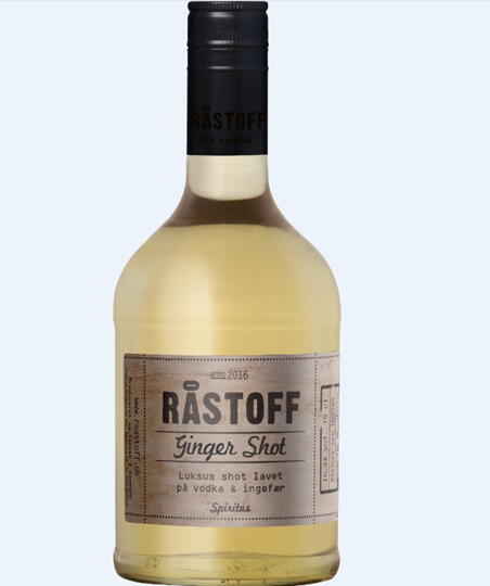 Image of   Råstoff Ginger Shot Fl 70