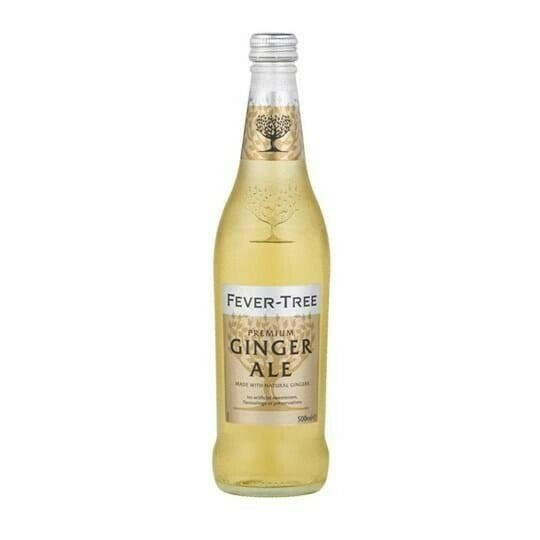 Image of   Fever-tree Ginger Ale 50cl
