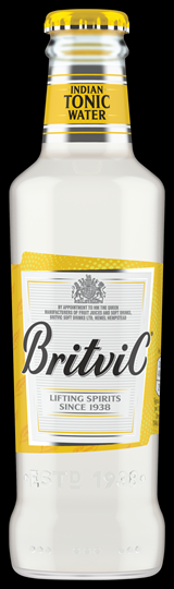 Image of   Britvic Tonic Water 20cl Fl