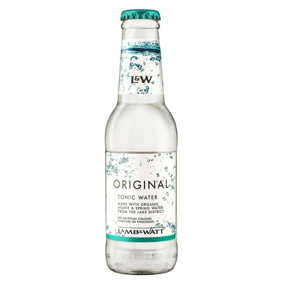 Image of   Lamb & Watt Original Tonic Water 20cl