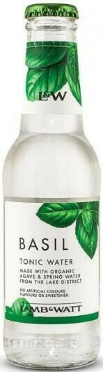 Image of   Lamb & Watt Basil Tonic Water 20cl