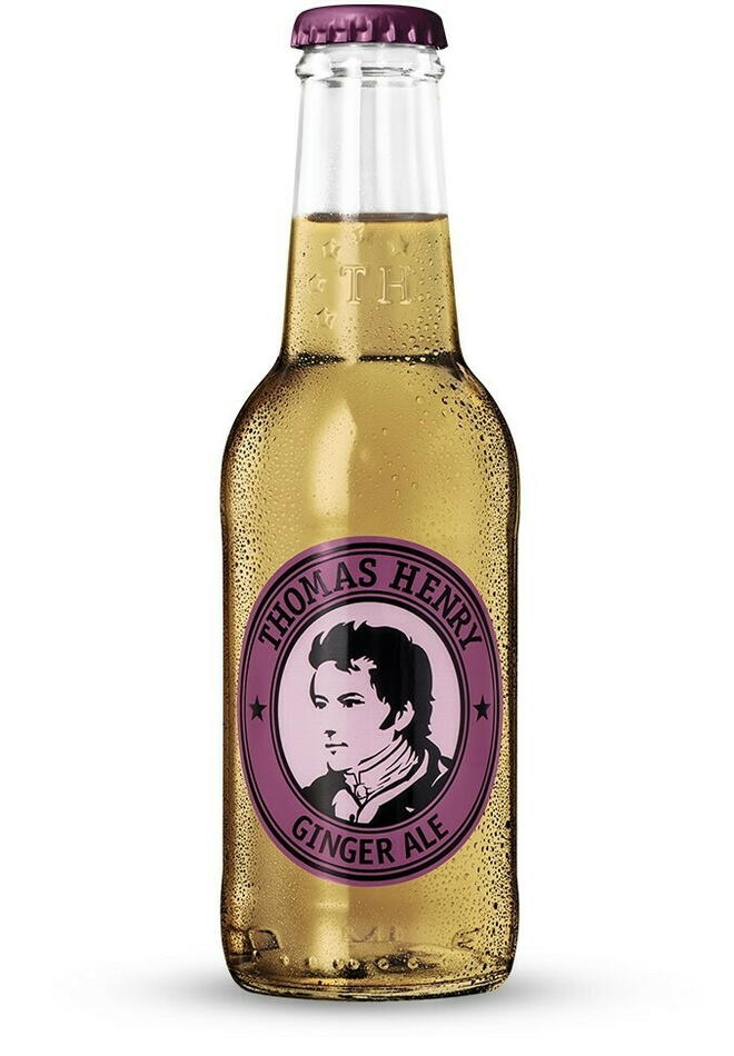Image of   Thomas Henry Ginger Ale 20cl