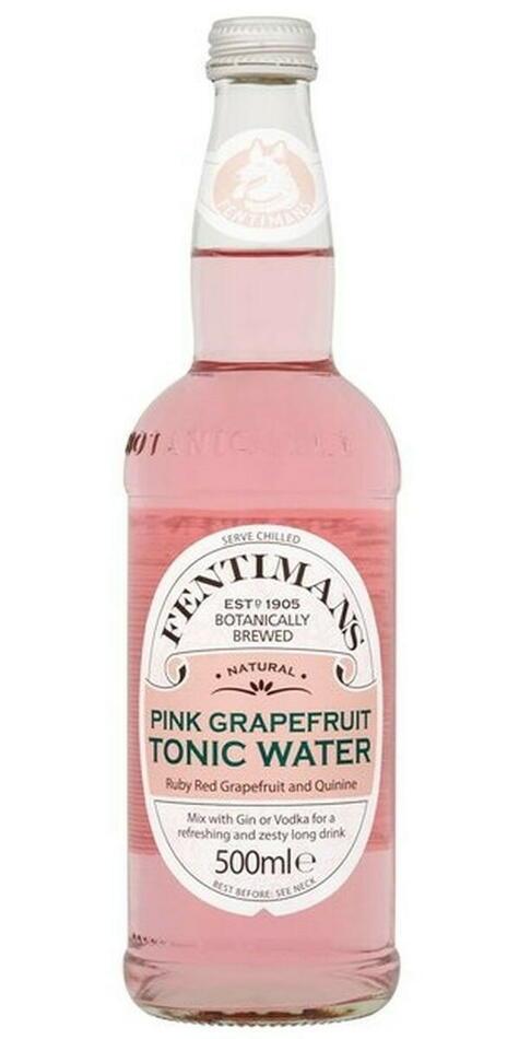 Image of   Fentimans Pink Grapefruit Tonic 50cl