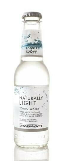 Image of   Lamb & Watt Naturally Light Tonic 20cl
