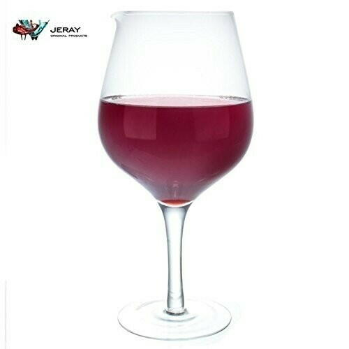 Image of   Jumbo Vin Glas Decanter Vinology