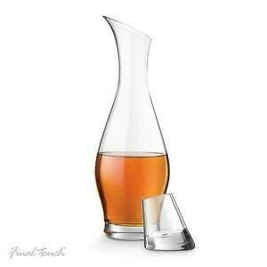 Image of   Final Touch Entasis Decanter