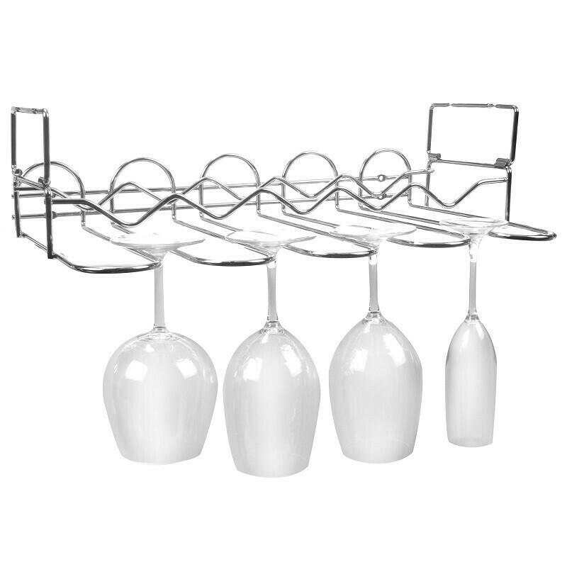 Image of   Flaske og Glasholder Vinology