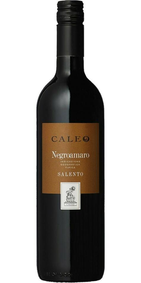 Image of   Caleo Negroamaro Salento 2015 0,7 liter5 Ltr