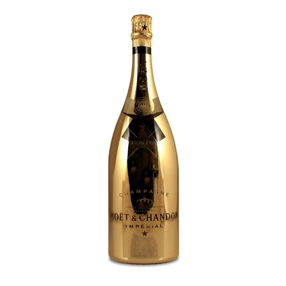 "Image of   Moët & Chandon Champagne ""Bright Night"" (Db Mgm) Fl 300"