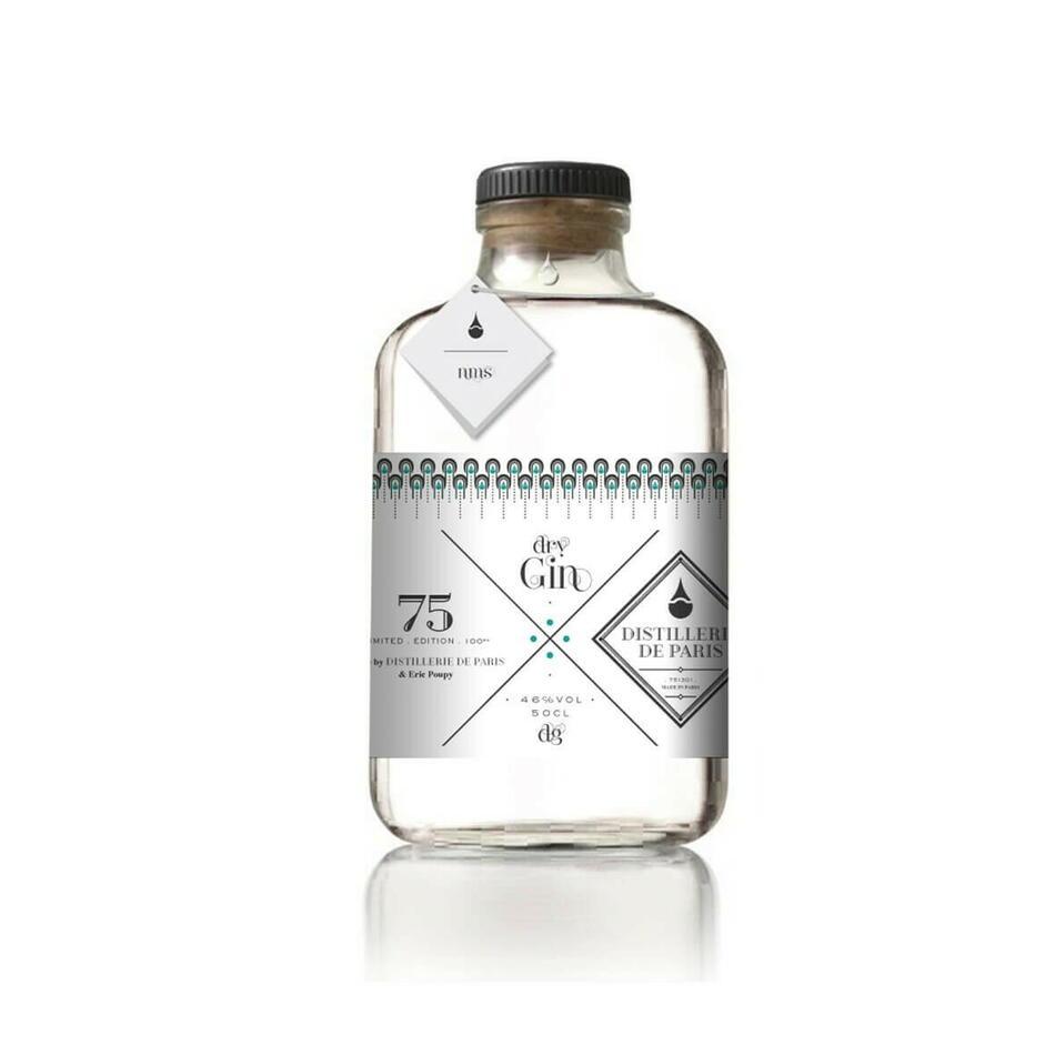 Image of   Distillerie De Paris, Tonik Gin Fl 50