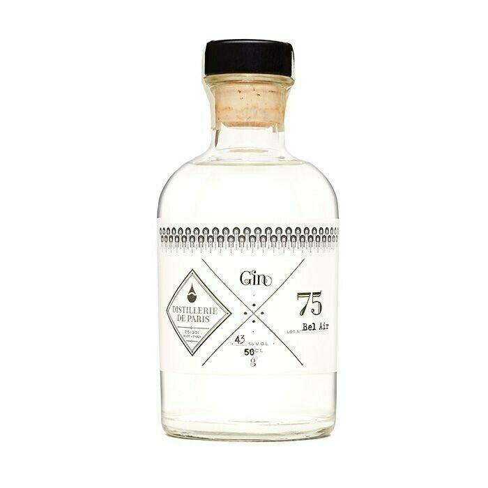 Image of   Distillerie De Paris, Bel Air Gin Fl 50