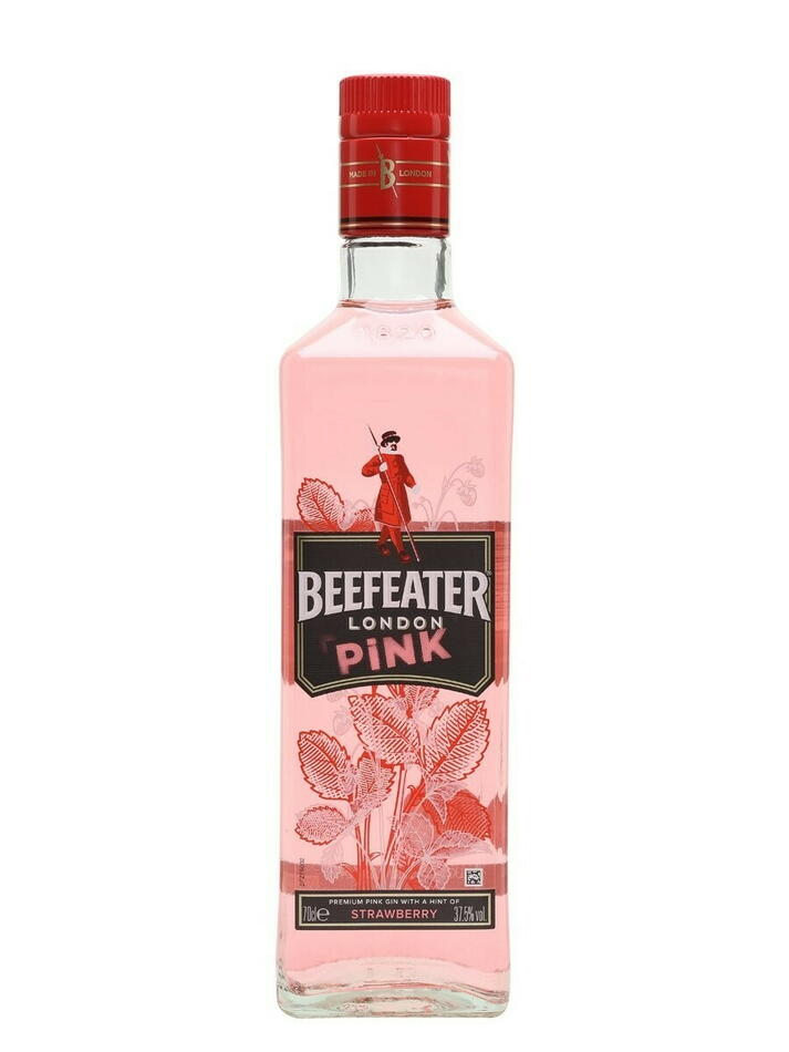 Image of   Beefeater Pink Gin Fl 70