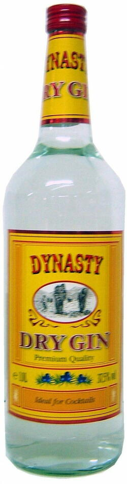 Image of   Dynasty Dry Gin* 1 Ltr