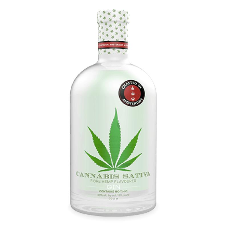 Image of   Cannabis Sativa Gin Fl 70