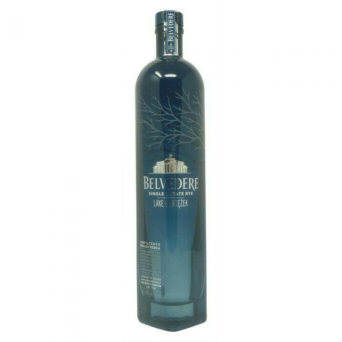 "Image of   Belvedere Vodka ""Lake Bartezek"" Single Estate Fl 70"