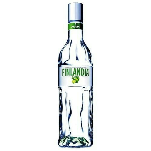 Image of   Finlandia Vodka Lime* 1 Ltr