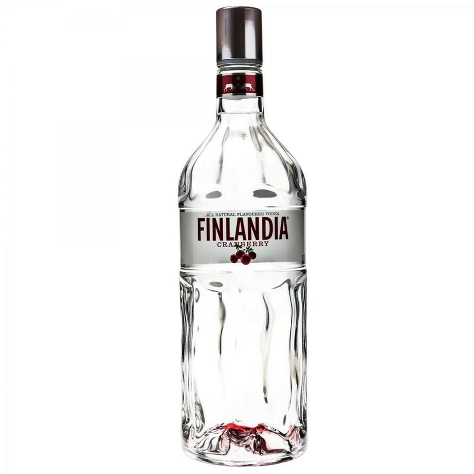 Image of   Finlandia Vodka Cranberry* 1 Ltr