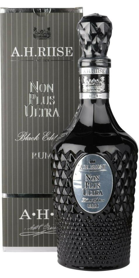 Image of A.H. Riise Non Plus Ultra Black Edt. FL 70