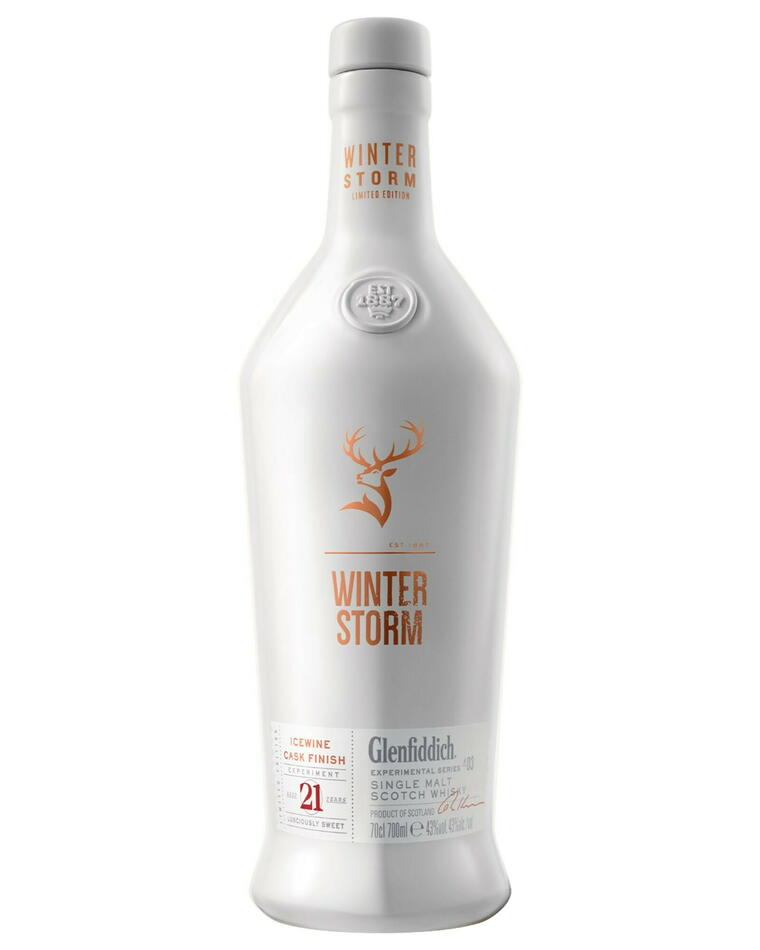 "Image of   Glenfiddich ""Winter Storm"" 21 Yo Single Malt Fl 70"