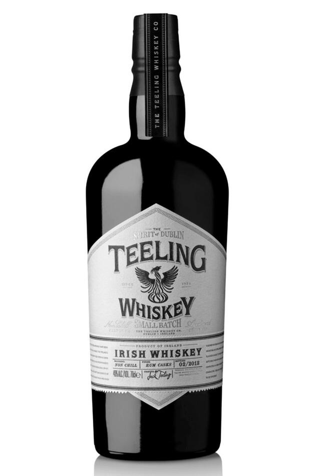 Image of   Teeling Small Batch Irish Whiskey* 1 Ltr