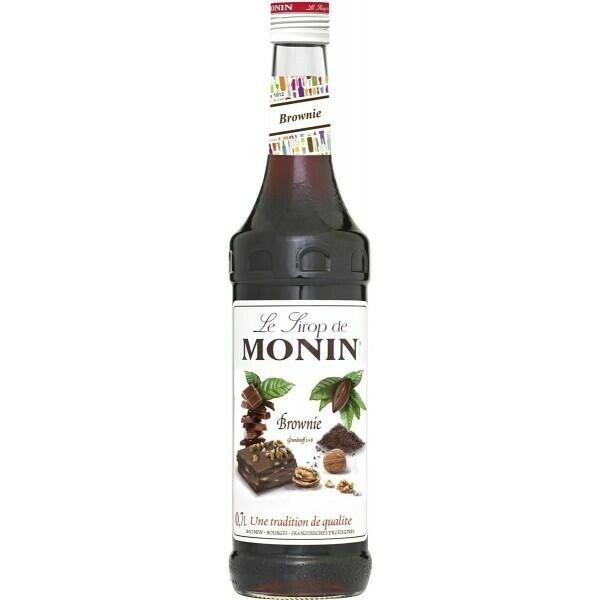 Image of   Monin Syrup Brownie Fl 70