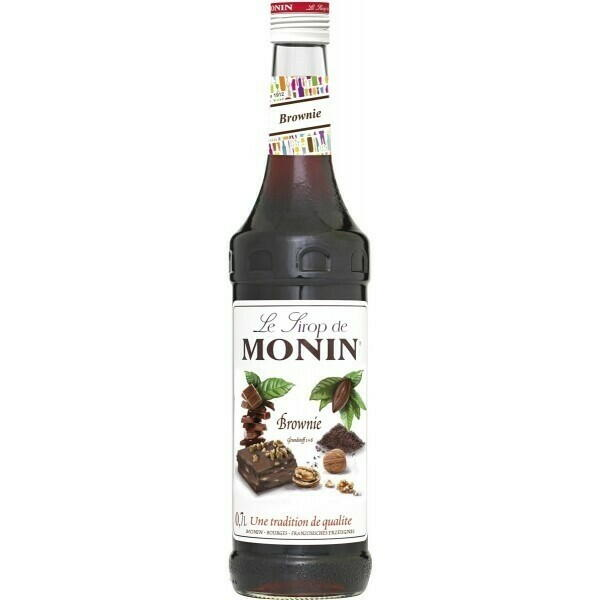 Image of   Monin Syrup Brownie Fl 70