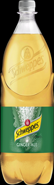 Image of   Schweppes Ginger Ale 150cl